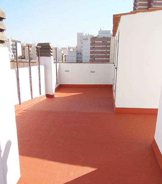 Pintar terraza en PinturNeox Castellón