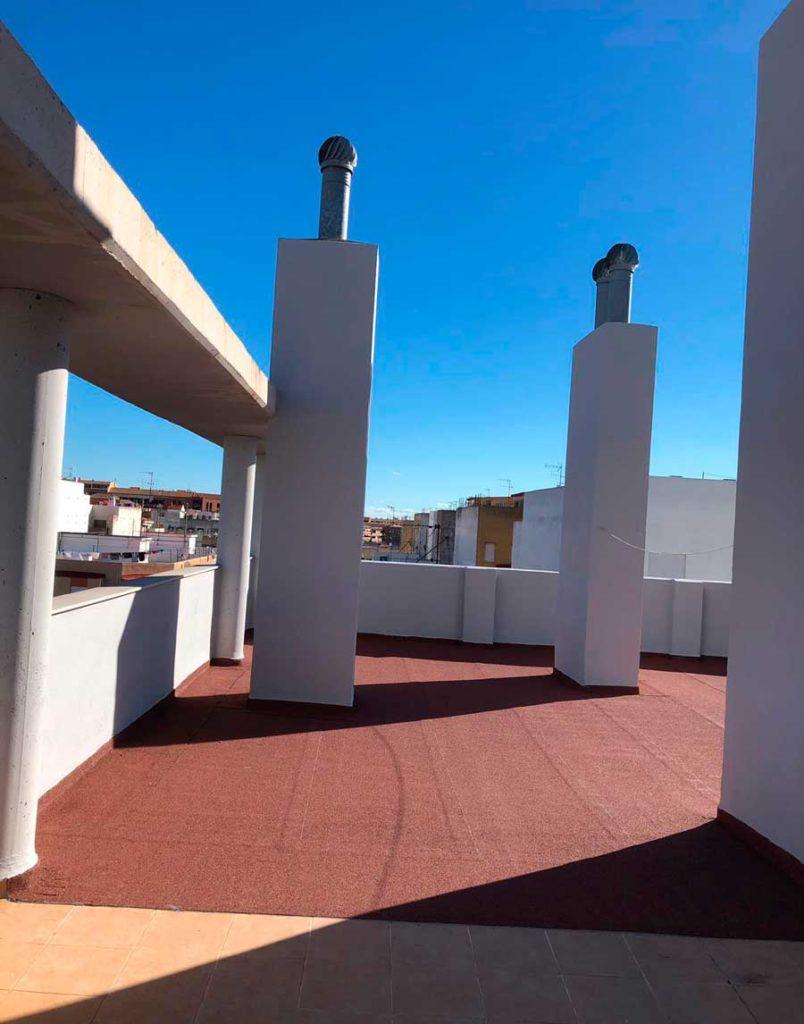 impermeabilización Pinturneox Castellón