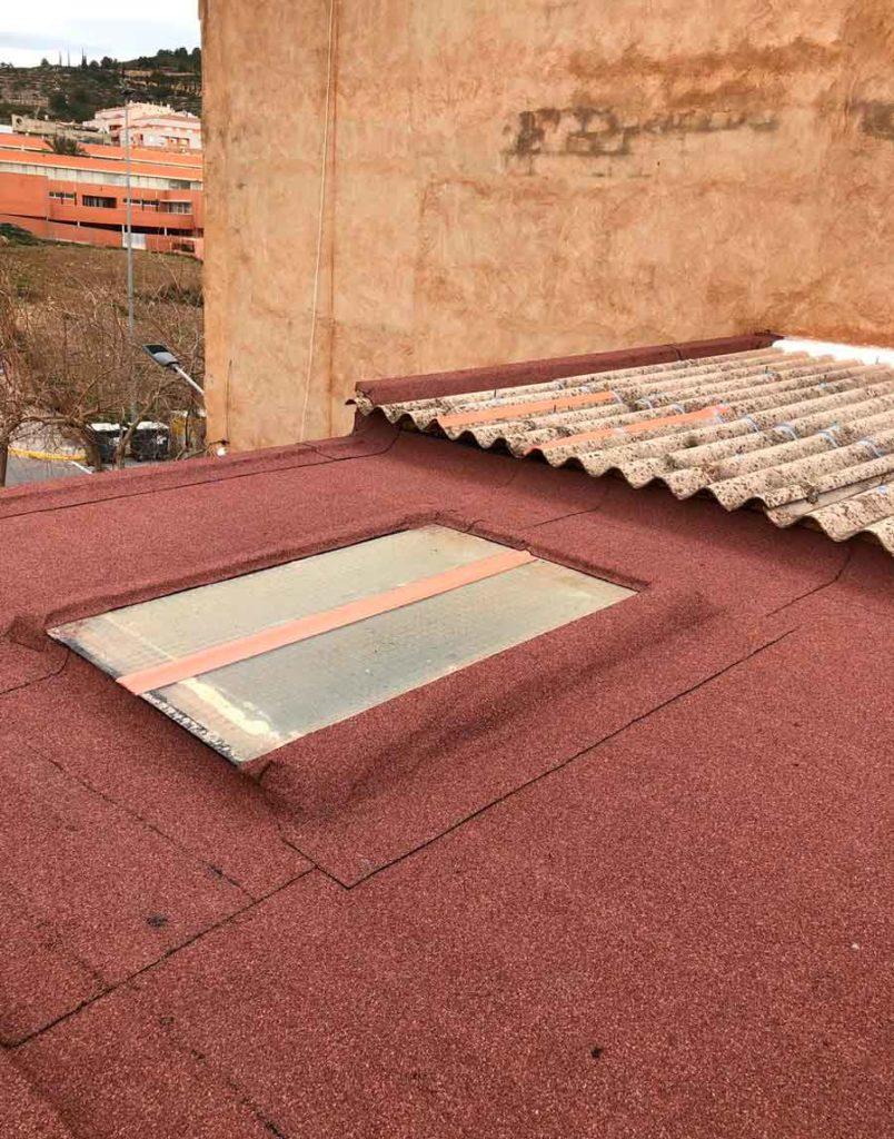 impermeabilización-con-tela pinturneox castellónn